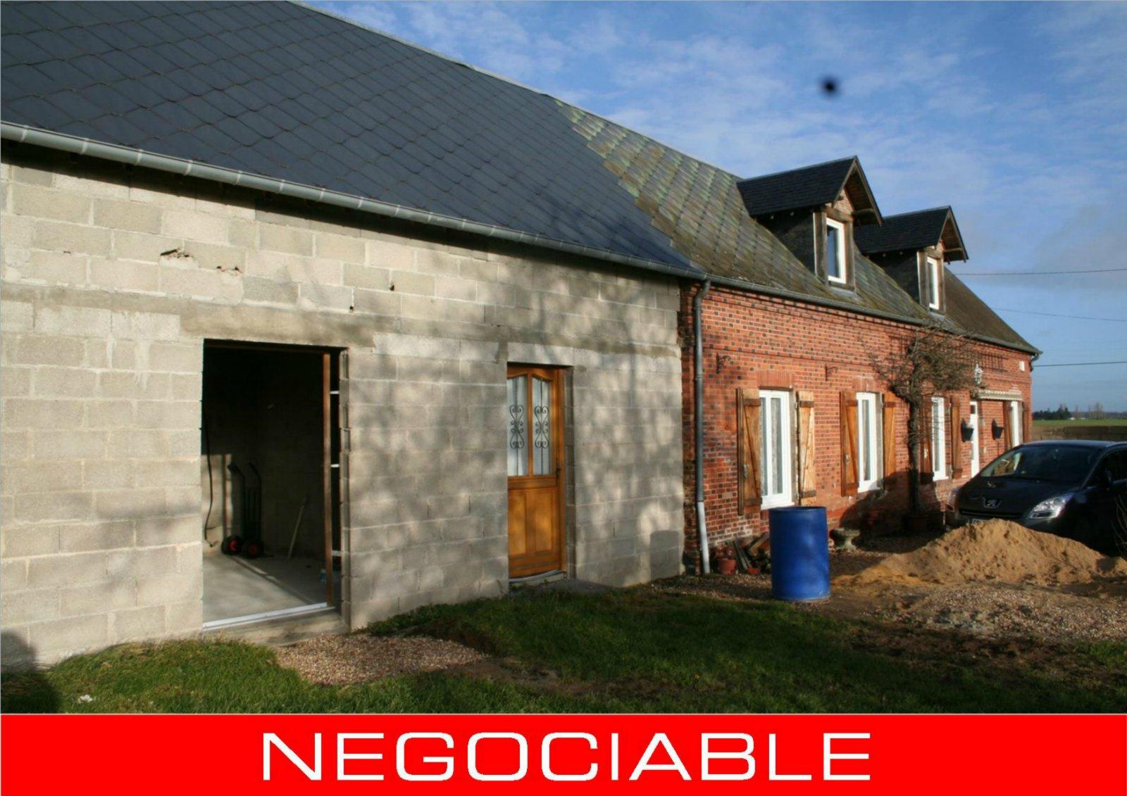 Vente maison breteuil 27160 sur le partenaire for Piscine breteuil